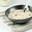 Crème de Haricots Tarbais à l'huile de noisette  & sa mousse de parmesan  par Mamina