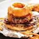 burger barbecue