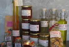 produits artisanaux safranés