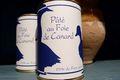 Pâté au foie de canard 25% - 380 grs