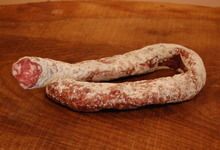 Saucisse sèche pur porc  400 grammes
