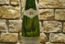 Vin Blanc Alsace - Riesling 2010