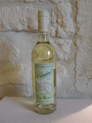 Vin de Pays Charentais - Colombard 2010