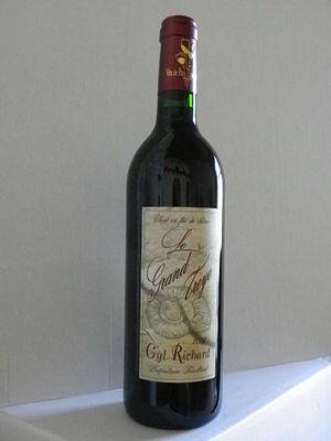 Vin de Pays Charentais - Le Grand Treye 2008