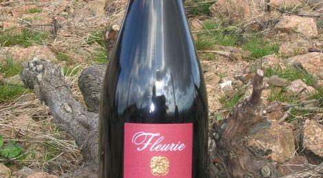 Vin Beaujolais - AOC Fleurie 2010 - Domaine du Niagara