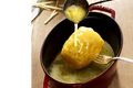 Ananas à l'huile d'olive