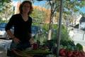 Julie LE HAZIF, légumes bio