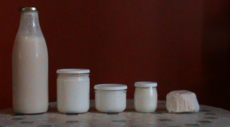 crème fraiche crue