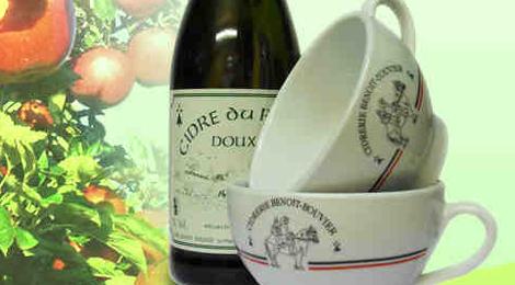 """Cidre du Prest """"DOUX"""""""
