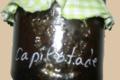Capilotade ou confiture d'olive (accompagne foie gras et fromages)