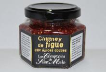 CHUTNEY de Figue aux épices douces