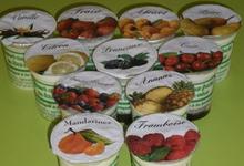 Yaourts aux fruits