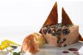 Cube de foie gras aux aromates de la mer