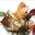 Langoustines Royales assaisonnées à la crème et au bouquet garni