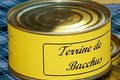Terrine de Bacchus 200 grs
