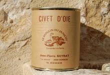 Civet d'oie