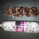 Le saucisson chocolat-noisettes