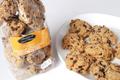 Cookies bananes pépites de chocolat