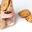Rochers noix de coco pépites de chocolat