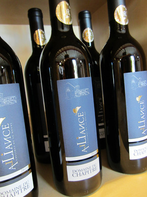 Red Wine - Alliance 2011