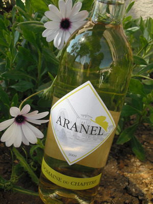 White wine - Aranel 2011
