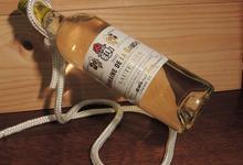 AOC Sauternes - Crème de tête 2010  75 cl - Etiquette Poing et Rose
