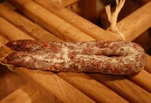Saucisse sèche tradition - porc noir gascon