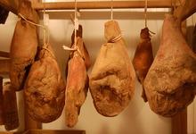 Jambon sec affiné 14 mois - porc noir gascon