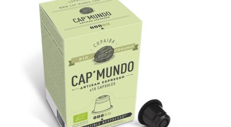 Copaiba - Cap'Mundo Capsules compatibles Nespresso