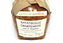 Ratatouille champenoise aux 6 légumes