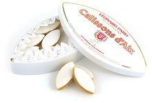 Calissons d'Aix Léonard Parli - Boite losange 500g (44 calissons)