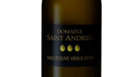 Huile d'Olive Vierge Extra - Domaine Saint Andrieu Provence