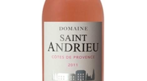 AOC Côtes de Provence Rosé 2012