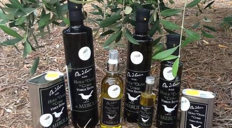 Huile d'olive A Merula