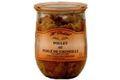 Le Poulet à la crème au Perlé de Groseille (900 g dont 400 g de viande)