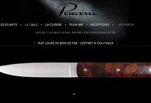 9.47 Loupe de Bois de Fer - coffret 6 couteaux