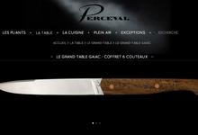 Le Grand-Table Gaiac - coffret 6 couteaux