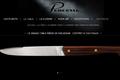 Le Grand-Table Ébène de Macassar - coffret 6 couteaux