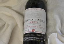 AOC Graves Rouge 2010 - Château Méric
