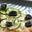 Tarte fine au Camembert de Normandie et Courgettes