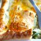 Tourte aux épinards, au lard et aux pommes de terre au Camembert de Normandie