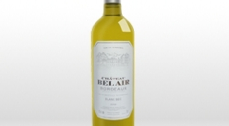 AOC Bordeaux Blanc Sec 2011 - Cuvée Marine