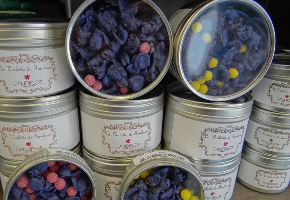"""Résultat de recherche d'images pour """"toulouse gastronomie violette"""""""