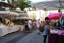 Marché de Roquebrune sur Argens