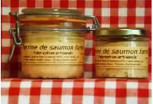 Terrine de saumon fumé Maison SAINT-LO
