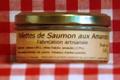 Rillettes de saumon aux amandes Maison SAINT-LO