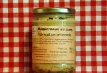 Maquereaux au curry Maison SAINT-LO