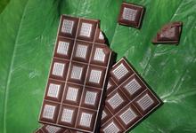 Tablette de chocolat noir 90% de cacao