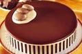 Le gateau moelleux au chocolat et coco