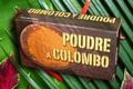 Poudre à Colombo